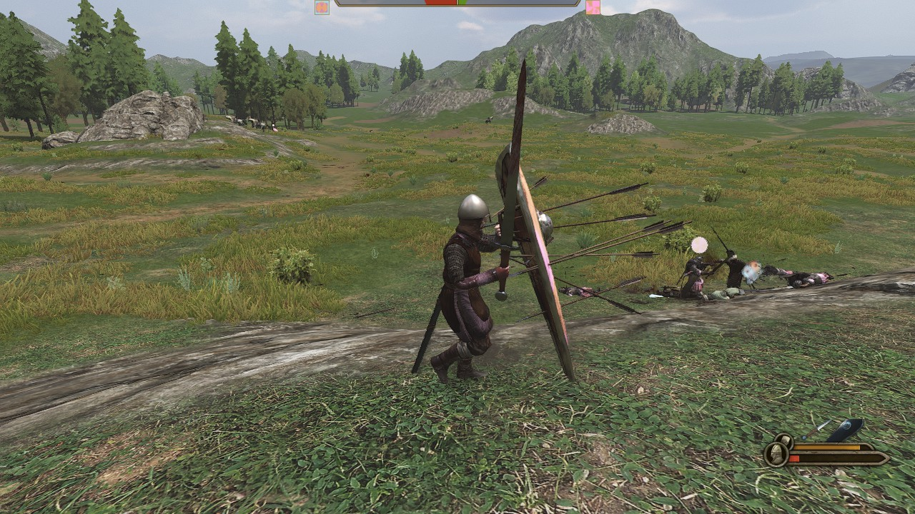 Bannerlord mod makes everyone 65% of their normal size - but not horses