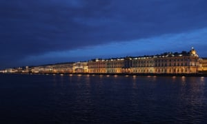 Russia's State Hermitage Museum.