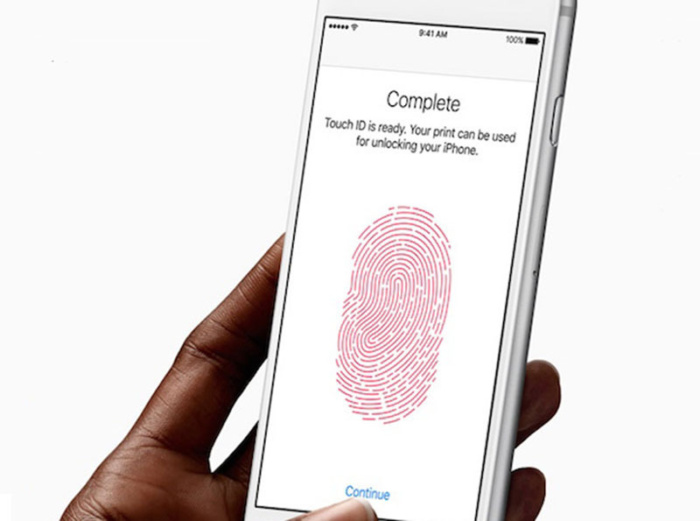 Touch ID orig