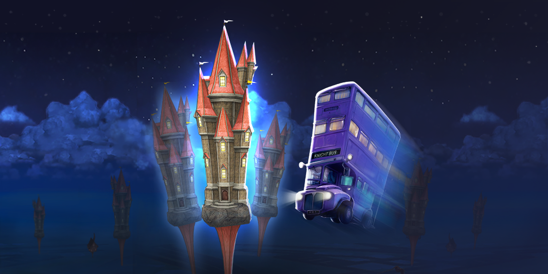 Harry Potter Wizards Unite Knight Bus
