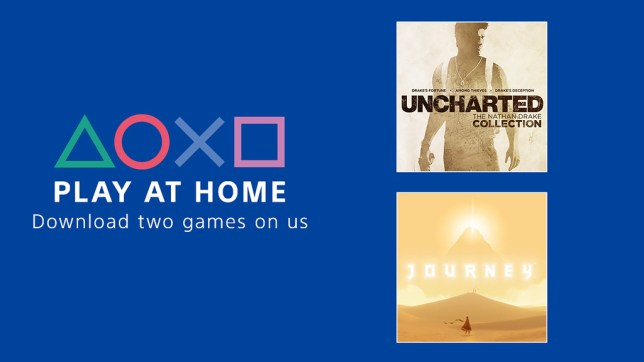 Iniciativa PlayStation Stay at Home