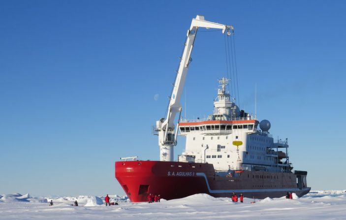 SA Agulhas II: A future search is going to need more than one large polar research vessel