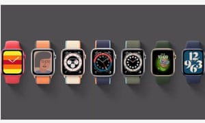 Nota clave de Apple Watch