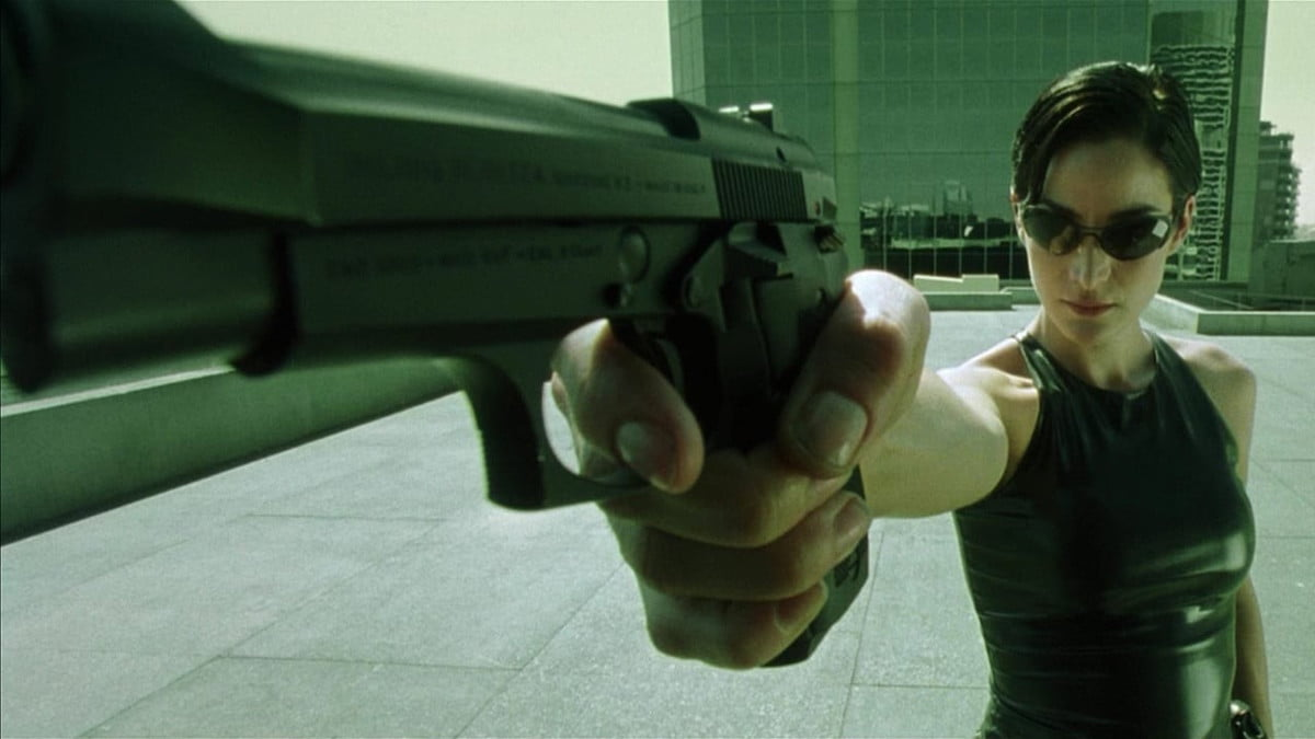 The Matrix on HBO
