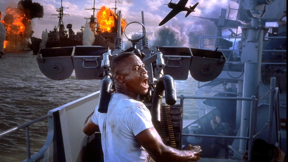Pearl Harbor on HBO
