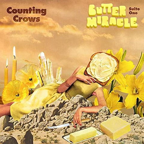 Reseña del álbum Counting Crows Butter Miracle